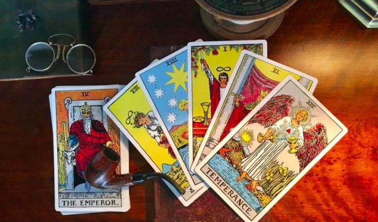 Tarot online enteros
