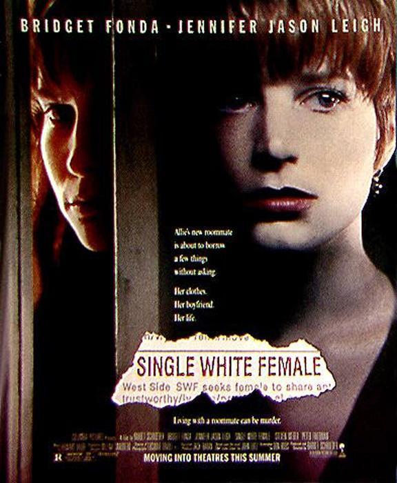 Mujer blanca guien